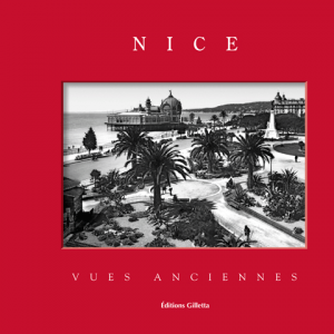 Couverture de Nice vues anciennes
